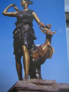 Statue monument à Annaba