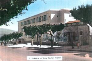 Ecole Mouloud Feraoun Guelma (Ex Ecole Anatole France)