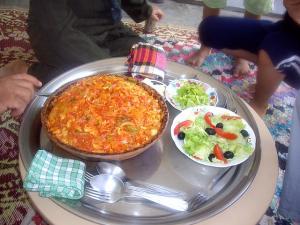 Plat Traditionnel de Msila