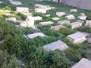 Cimetière juif à Msila