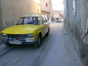Un Taxi de Msila
