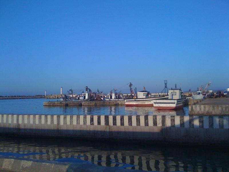 Le port de pêche de Sidi Lakhdar à Mostaganem est ensablé