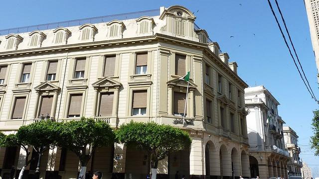 Ancien Palais Consulaire à Mostaganem