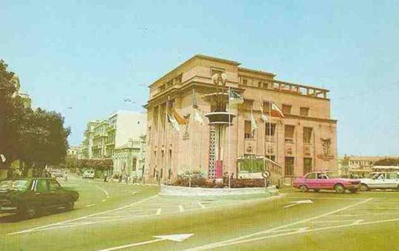 Mostaganem Ancien Palais Consulaire (Epoque Coloniale)