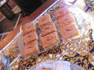 Pâtisserie de Baklawa (Oran)