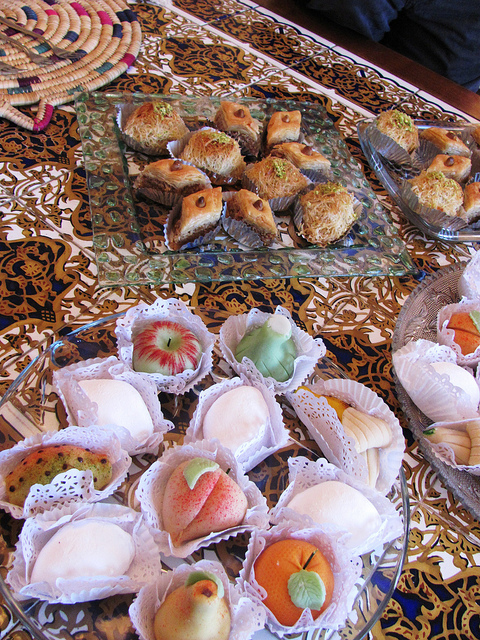 Gâteaux Traditionnels (Oran)