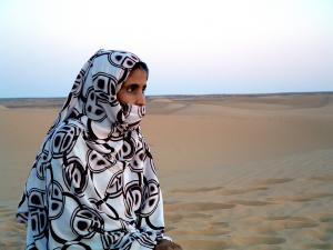 Femme Sahraoui