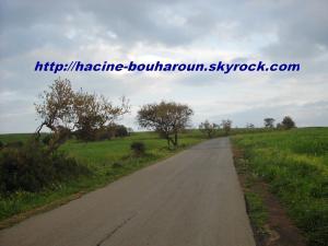 Bouharoun (route de Siidiia)