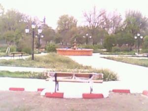 ex-centre ville 1956 le jardin