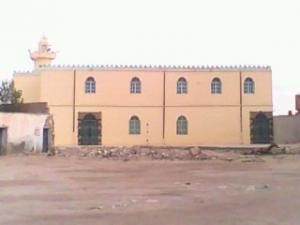 Mosque gaba depuis 1956