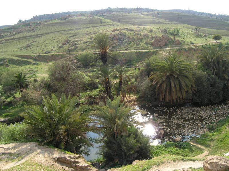 Mascara - Oued Bouhnifia , Mascara