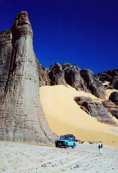 اجمل صحراء في العالم  5210-paysage-du-tassili-du-hoggar