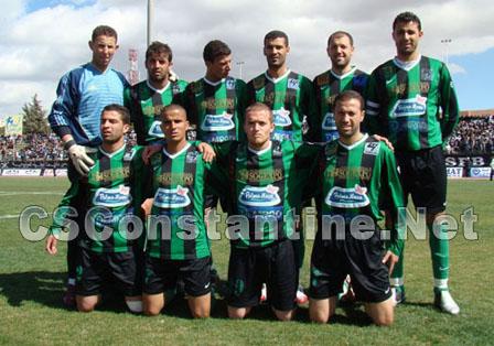 csconstantine. CS Constantine saison 2007/
