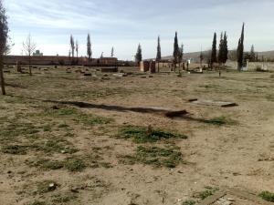 Cimetière Chrétien d'El Bayadh