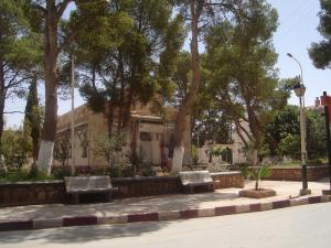 La SNED d'El Bayadh
