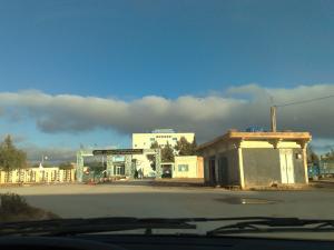 Hôpital Rahmani (El Bayadh)