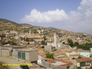 Ville de Zemmoura (Bordj Bou Arrerij)