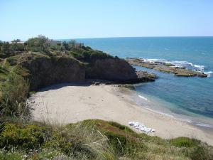 Crique de Seghirate, Boumerdes