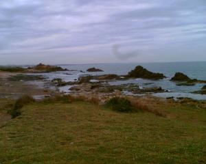 Boumerdes, plage de Seghiret