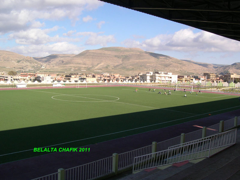 Stade de Bordj Ghedir (Bordj Bou Arrerij)
