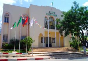 Siège de la Commune de Hannacha (Wilaya de Médéa)