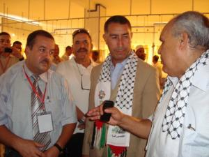 Démarrage Officielle du Soutien de Gaza (Médéa)