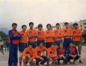 OM Médéa Volley ball les années 80