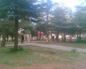 Jardin d'enfants dans la Commune de Benchicao (Wilaya de Médéa)