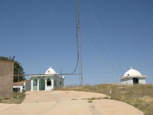 Entrée de Sidi Bentemra (Wilaya de Tissemssilt)