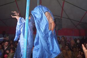 Danse Folklorique à Tindouf