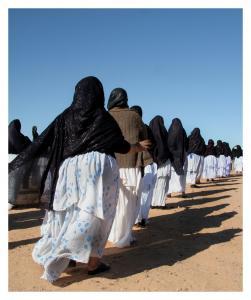 Fête Populaire Sahraouie à Tindouf