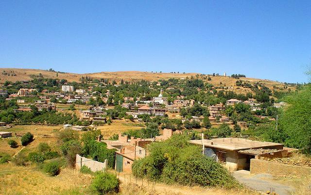 Ouled Brahim vue gen�rale (Wilaya de M�d�a)