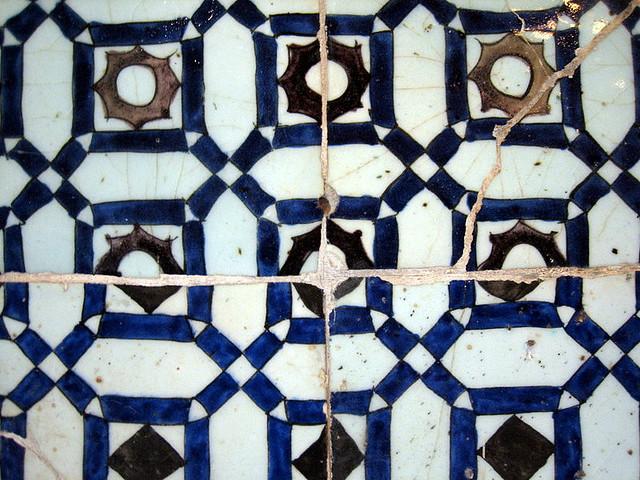 Carrelage traditionnel d\'Alger - Alger