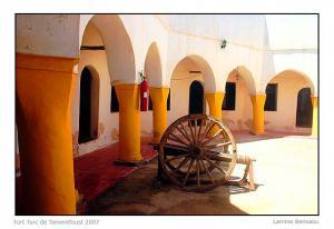 Le Fort de Tamentfoust (Alger)
