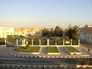 Le Siège de la Wilaya d'El Oued