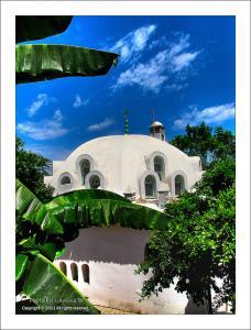 Dôme du mausolée de Sidi Abderrahmane (Alger)
