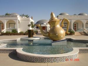 Architecture au centre ville d'El Oued