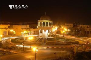 Ville d'El Oued la Nuit