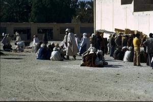 Un Souk d'El Oued