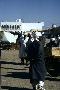 Place du marché (El Oued)