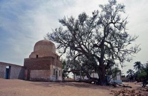 Une Ancienne Mosquée près d'El Oued