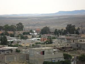 Vue Générale de la commune de Oued Kébrit à Souk Ahras