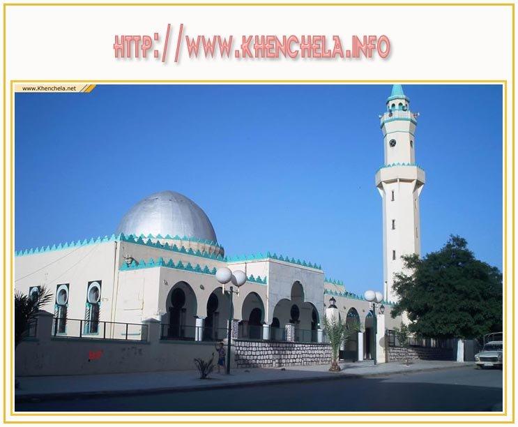 Masjid Ibn Badis (Wilaya de Khenchla)