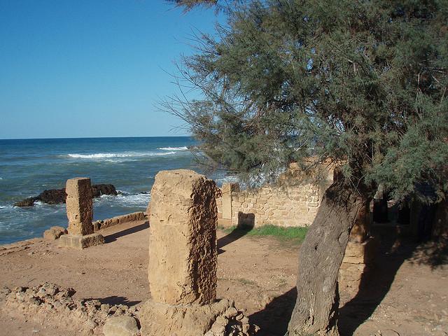 Les Ruines Romaines de Tipaza