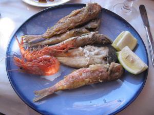 Pêcherie à Tipaza