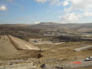 Construction du Barrage de Oued Athmenia (Mila)