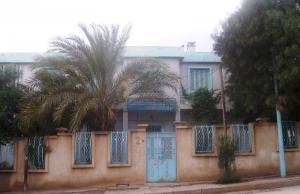 Hôpital de la commune de Zeghaia à Mila