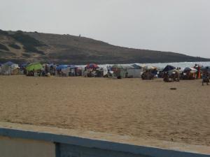 Terga plage Aout 2008