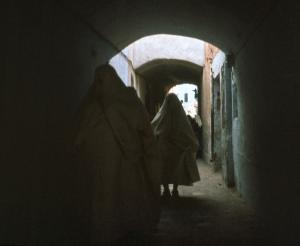 Les Antiques Ruelle de Ghardaia