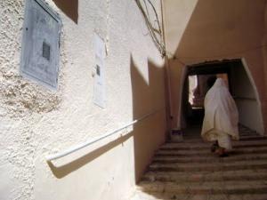 Femme Mozabite à Ghardaïa